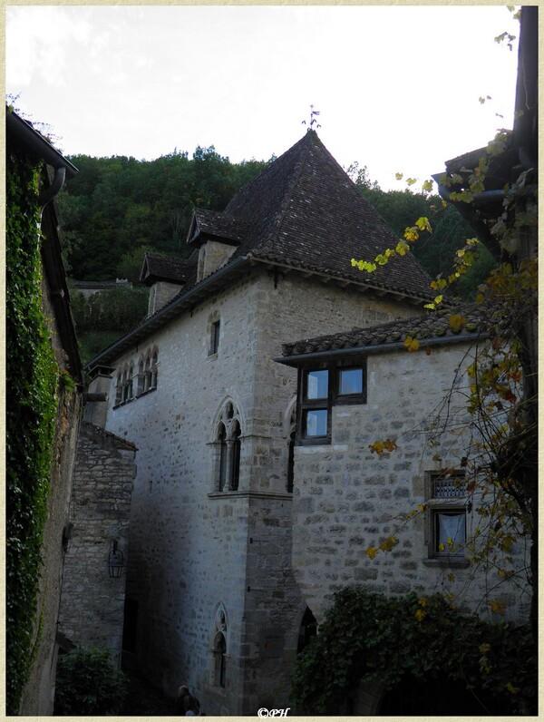 Saint-Cirq-Lapopie suite
