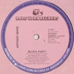 Anthony White - Block Party