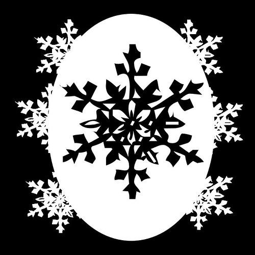 Mask Pour Créations de Noël Série 3