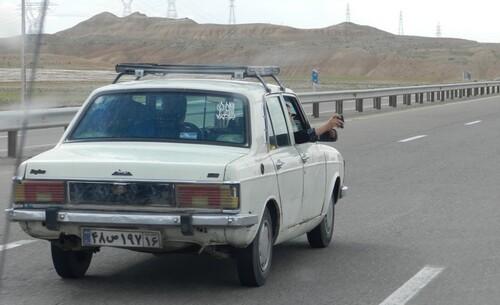 IRAN Vers Tabriz, dernière étape iranienne