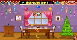 Jouer à New year house escape