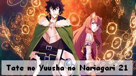 Tate no Yuusha no Nariagari 21