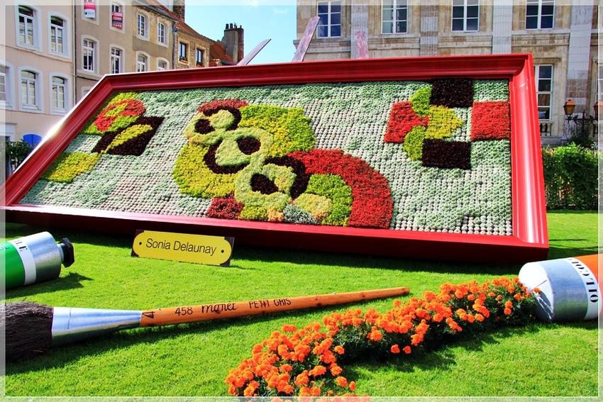 Jardins éphémères à Boulogne-sur-mer!