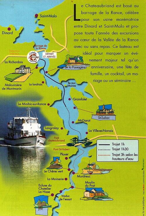 Le barrage de la Rance - 2ème partie ... !!!