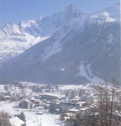 La capitale de l'alpinisme