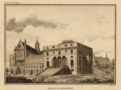 La longue histoire de Royaumont
