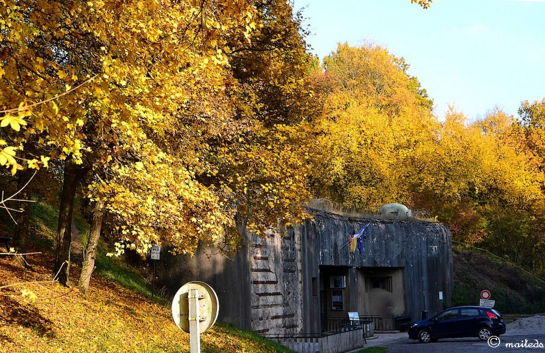 Ligne Maginot - Le four à chaux (1)