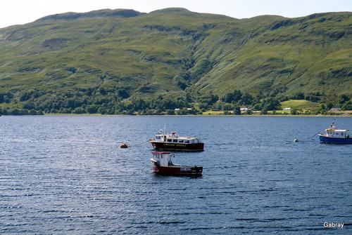 Écosse: Fort William