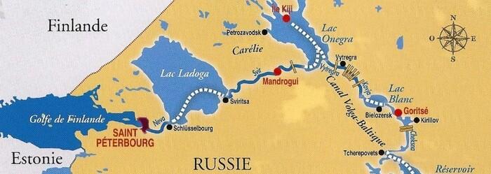 Croisière Russie- Jour 3- Mandrogui