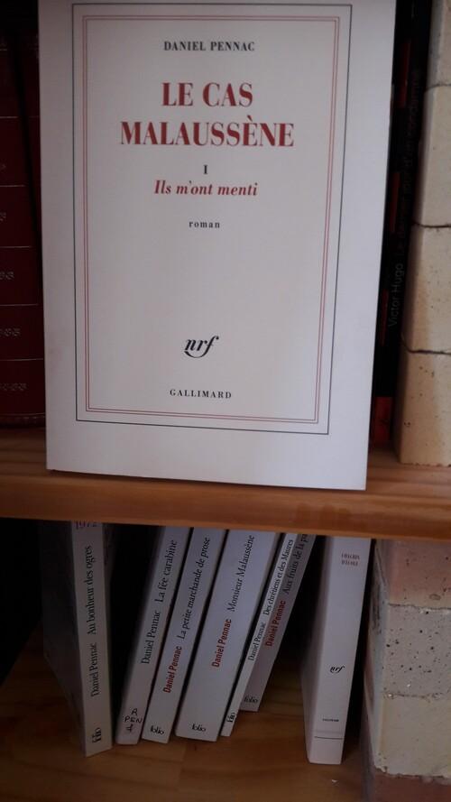 """""""Le cas Malaussène"""" de Daniel Pennac"""