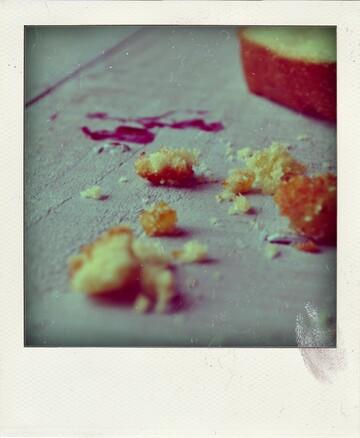 Gelée de mûres à la cannelle