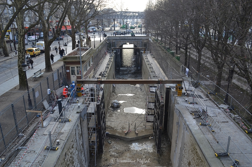 Des nouvelles du Canal Saint-Martin
