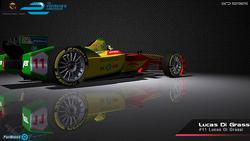 Team Audi Sport ABT - Lucas Di Grassi
