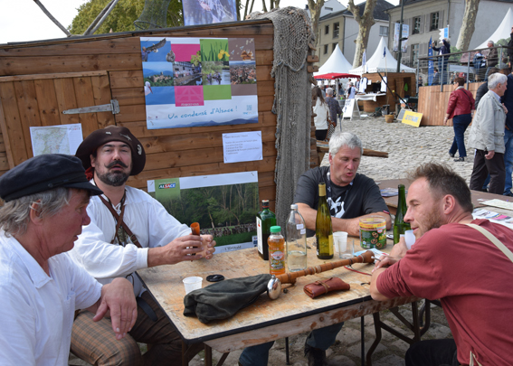 Festival de Loire 2017 à Orléans
