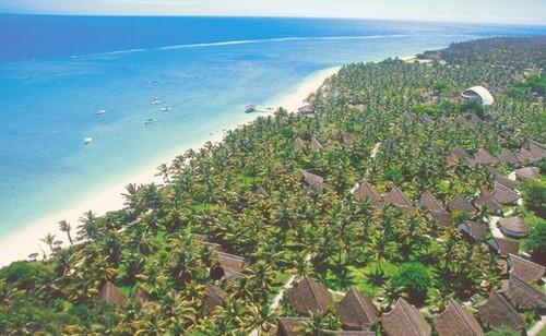 Ile Maurice : COMPLEXE HOTELIER,ET PLAGE SUR 14 Ha