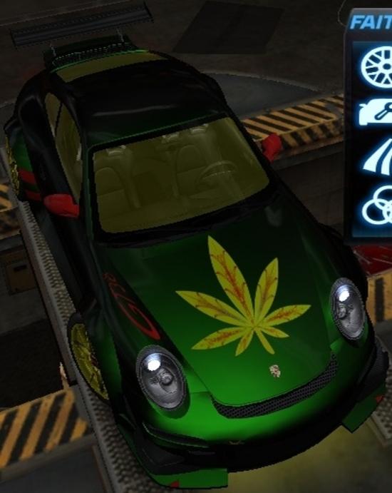RastaRocket NFSW Zipsky54 Porsche 911 GT3 RS 2