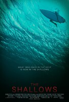 * Instinct de survie - the shallows