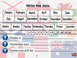 Mes rituels d'Anglais sur l'année avec le TBI