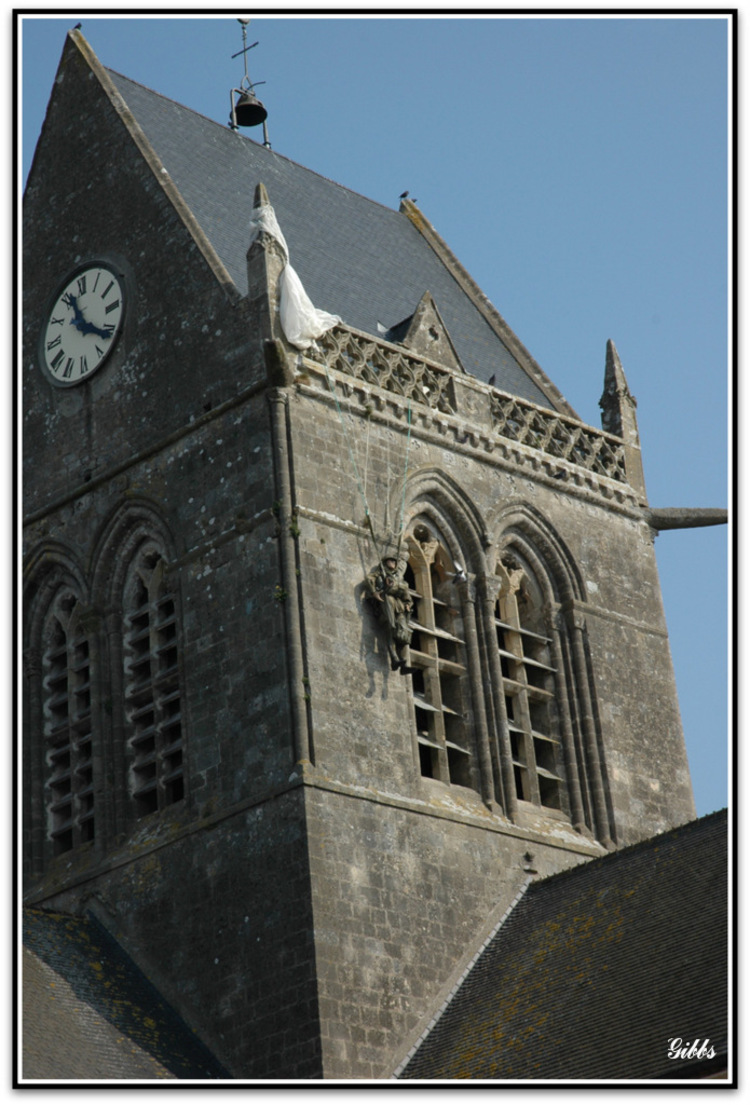 St Mere l'Eglise