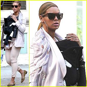Beyonce & Blue Ivy Carter: pour une promenade à New York