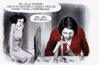 Mauvais Genre by Chloé Cruchaudet