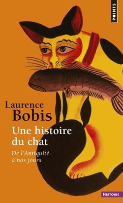 Une histoire du chat- Laurence Bobis