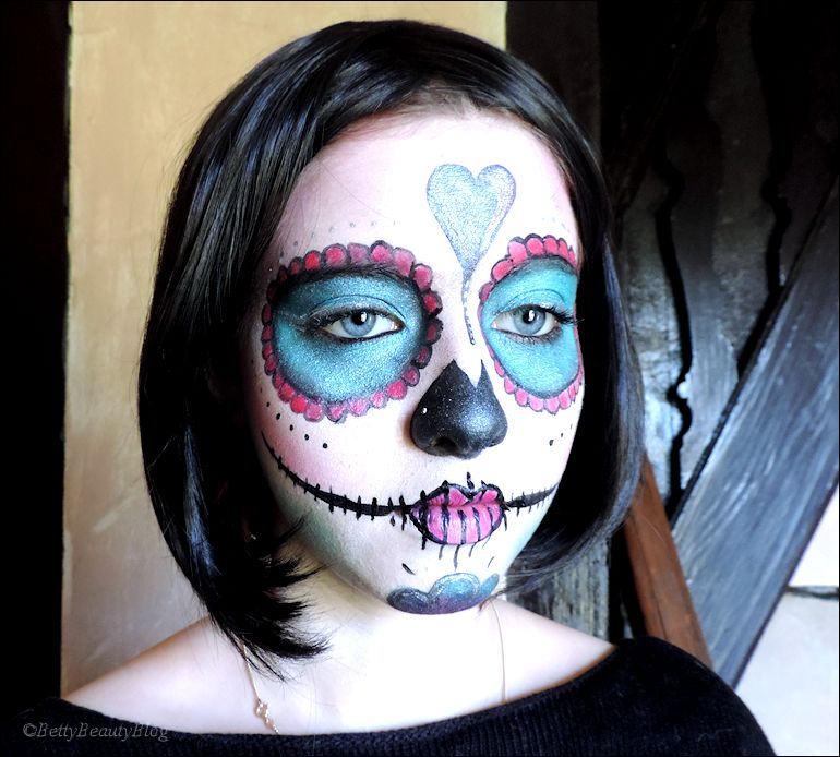 Semaine Halloween n°2 Calavera