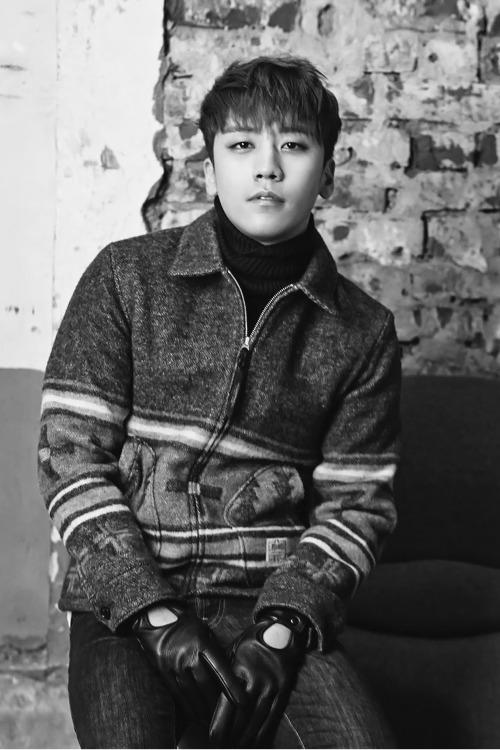 Big Bang: SeungRi