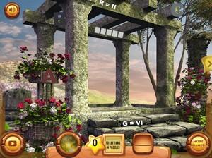 Jouer à Mystic garden