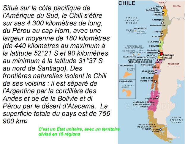 L'art engagé : Langues / Français / Histoire : Le Chili