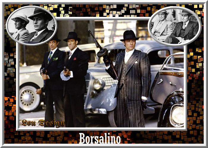 Bosalino interprété par Chetklaus.