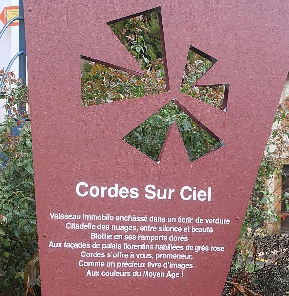Cordes sur Ciel -4-