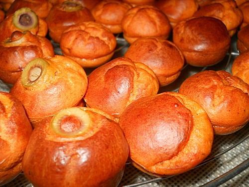 bouchées tomates de Morgane, journal d'une pinupe en cuisi