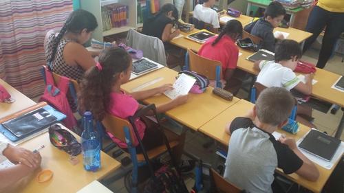Le droit à l'éducation vu par les élèves du CM1A