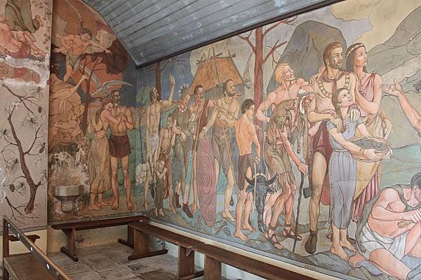 chapelle du tumulus st-michel 2