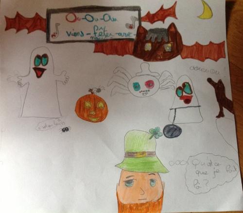 Viens fêter avec nous Halloween Party !