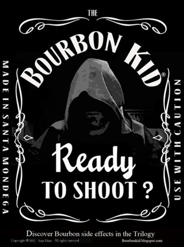 Les aventures du Bourbon Kid organisée par AnGee Ersatz