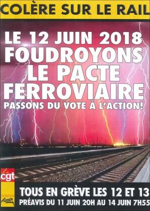 [La Bataille du Rail au jour le jour... Avril / Mai / Juin ...2018]