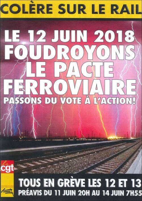 [Jeudi 14 juin 2018 - La Bataille du Rail]
