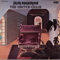 Julius Brockington - The United Chair - Complete LP