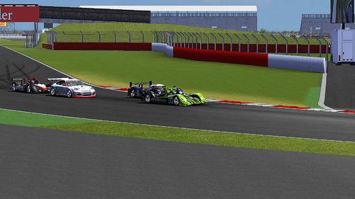 Team Patron Highcroft Racing Acura ARX