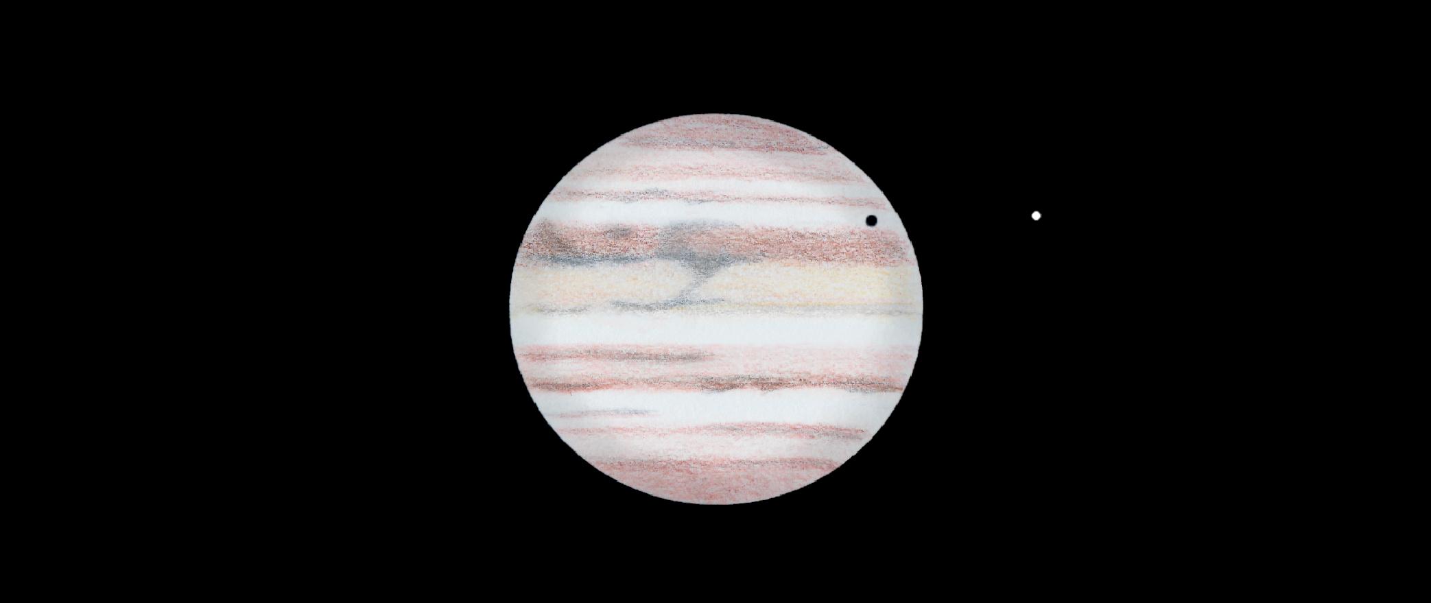 Jupiter 31-07-2020