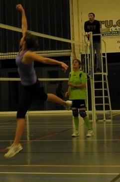 Coupe féminine : Laissac Bozpafor 29/11/2016