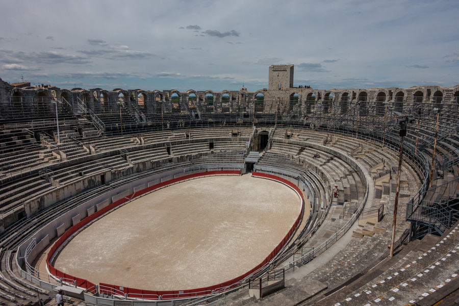 arène d'Arles
