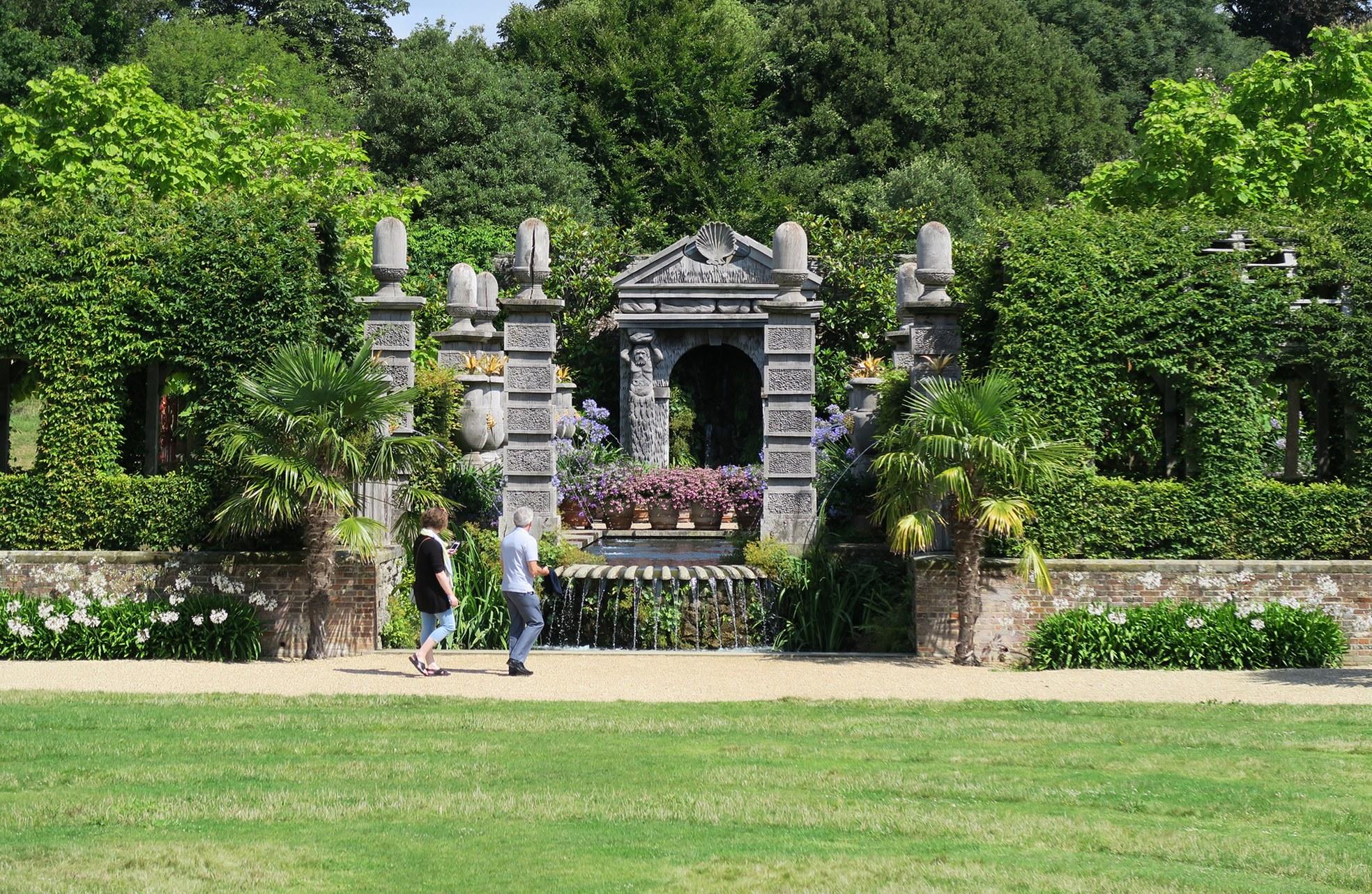 ARUNDEL #2 Le château,/ les jardins