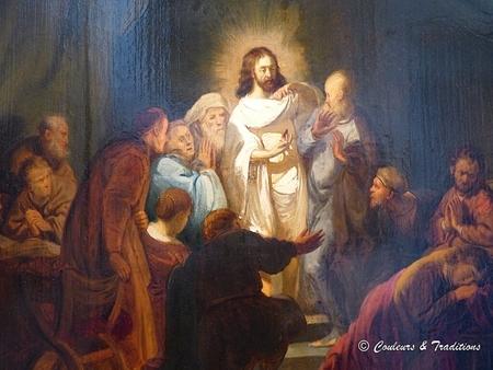 L'antichambre de Rembrandt