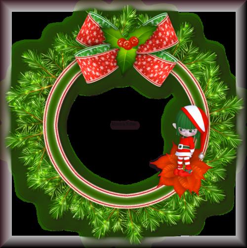 Tube Noel vectoriel 2839