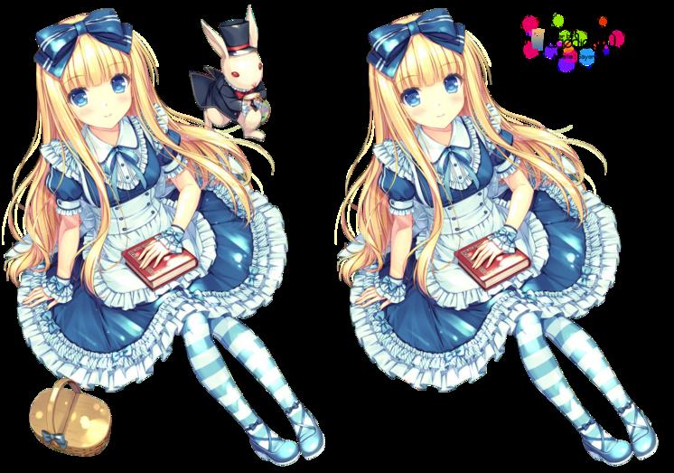 """Tubes thème """"Alice """"  - 4 -"""