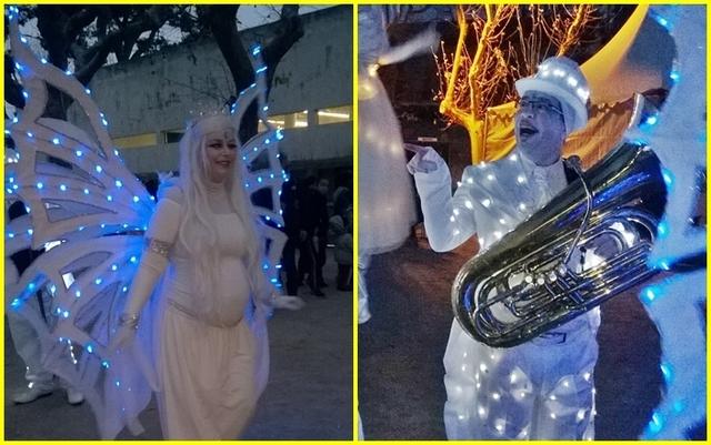 Parade lumineuse P.S.L. 2018