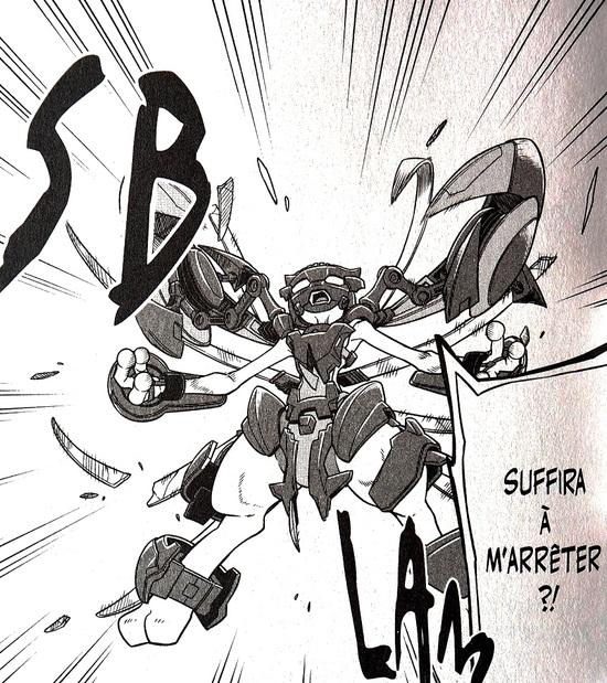 """Pokémon Mewtwo contre-attaque Evolution """"Manga BD"""""""